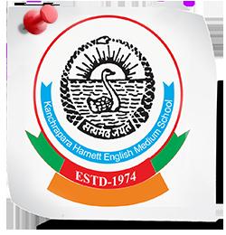 Logo Kanachrapara Harnett English Medium School
